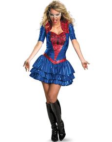 Sexy Spidergirl Kostüm