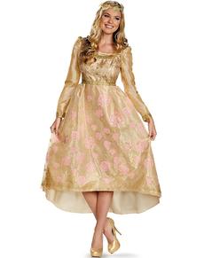 Aurora Krönungs Kostüm für Damen Maleficent