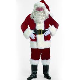 Entzückendes Weihnachtsmann Kostüm