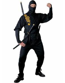 Ninja Drache Kostüm für Herren
