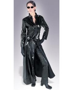 Trinity Kostüm für Damen deluxe Matrix