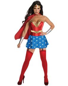 Kostüm sexy Wonder Woman