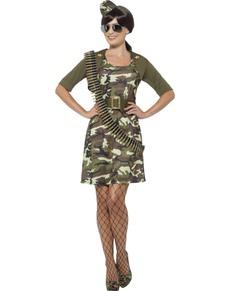 Lehrling Kostüm für Damen