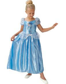 Kostüm Märchen-Aschenputtel für Mädchen